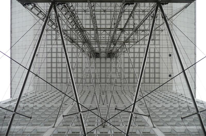 Arche sol et plafond
